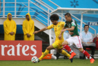 Paul Aguilar - Natal - 07-12-2014 - Brasile 2014: Messico batte Camerun 1 a 0