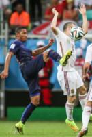 Wijnaldum, Iniesta - SALVADOR - 13-06-2014 - Brasile 2014: Spagna annientata dall'Olanda