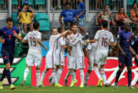 Alonso - SALVADOR - 13-06-2014 - Brasile 2014: Spagna annientata dall'Olanda