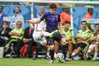 Iniesta - SALVADOR - 13-06-2014 - Brasile 2014: Spagna annientata dall'Olanda