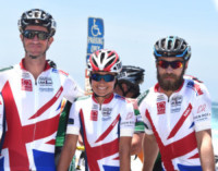 James Matthews, James Middleton, Pippa Middleton - Oceanside - 14-06-2014 - Pippa Middleton, 3000 miglia per beneficenza