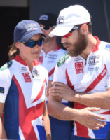 James Middleton, Pippa Middleton - Oceanside - 14-06-2014 - Pippa Middleton, 3000 miglia per beneficenza