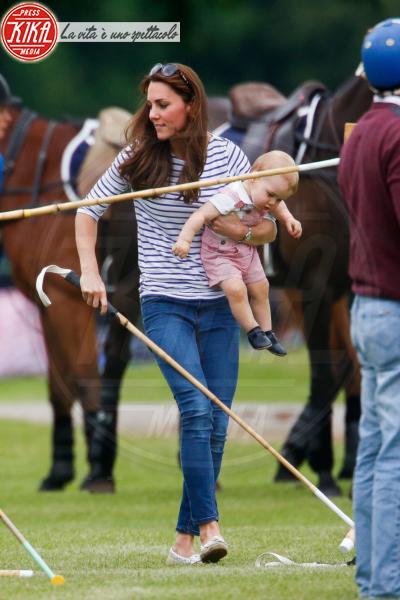 Principe George, Kate Middleton - Londra - 15-06-2014 - Principino George: le sette foto che lo hanno resto una star
