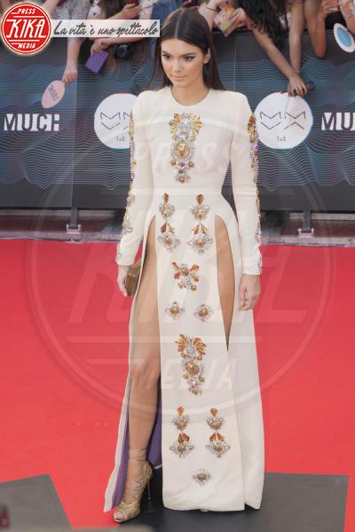 Kendall Jenner - Toronto - 15-06-2014 - Gli slip all'improvviso: la gaffe di Laura Cremaschi