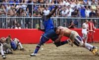Firenze - 14-06-2014 - Ma quali Mondiali, a Firenze si celebra il Calcio Storico!