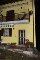 La casa di Massimo Bossetti - Mapello - 16-06-2014 - Il sindaco di Brembate Sopra si congratula con il papà di Yara