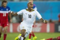 Andre Ayew - Natal - 16-06-2014 - Brasile 2014: gli Stati Uniti esordiscono con il Ghana