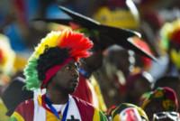 fans - Natal - 16-06-2014 - Brasile 2014: gli Stati Uniti esordiscono con il Ghana