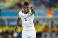 Asamoah Gyan - Natal - 16-06-2014 - Brasile 2014: gli Stati Uniti esordiscono con il Ghana