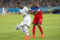 Christian Atsu, DaMarcus Beasley - Natal - 16-06-2014 - Brasile 2014: gli Stati Uniti esordiscono con il Ghana