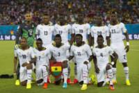 GHANA Football team - Natal - 16-06-2014 - Brasile 2014: gli Stati Uniti esordiscono con il Ghana