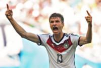 Thomas Mueller - SALVADOR - 16-06-2014 - Brasile 2014: la Germania stende il Portogallo