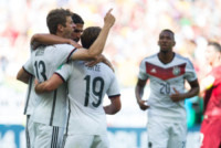 MUELLER, MÃœLLER, Thomas Muller - SALVADOR - 16-06-2014 - Brasile 2014: la Germania stende il Portogallo