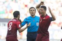 MILORAD MAZIC, Cristiano Ronaldo - SALVADOR - 16-06-2014 - Brasile 2014: la Germania stende il Portogallo