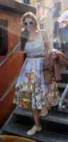 Kelly Brook - Ischia - 13-07-2011 - Da Torino con furore: le Superga sono le scarpe delle star
