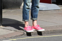 Fearne Cotton - Londra - 07-04-2011 - Da Torino con furore: le Superga sono le scarpe delle star