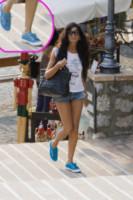 Pamela Prati - Capri - 14-06-2014 - Da Torino con furore: le Superga sono le scarpe delle star