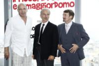 Giacomo Poretti, Giovanni Storti, Aldo Baglio - Milano - 17-06-2014 - Daniela Cristofori è il segreto di Giacomo Poretti