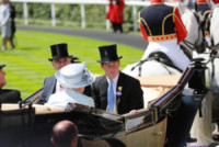 Principe Andrea Duca di York, Principe Harry - Windsor - 17-06-2014 - Royal Ascot: tanto di cappello al principe Harry!