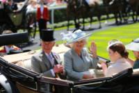Principe Carlo d'Inghilterra, Principessa Eugenia di York, Camilla Parker Bowles - Windsor - 17-06-2014 - Royal Ascot: tanto di cappello al principe Harry!