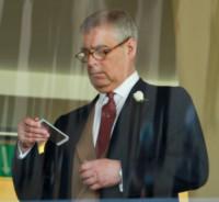 Principe Andrea Duca di York - Ascot - 17-06-2014 - Royal Ascot: tanto di cappello al principe Harry!