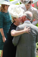 Principe Carlo d'Inghilterra, Zara Phillips - Ascot - 17-06-2014 - Royal Ascot: tanto di cappello al principe Harry!