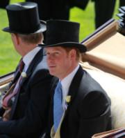 Principe Andrea Duca di York, Principe Harry - Ascot - 17-06-2014 - Principe Harry: i 30 anni dello scapolo più ambito al mondo