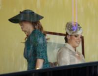 Principessa  Beatrice di York, Principessa Eugenia di York - Ascot - 17-06-2014 - Royal Ascot: tanto di cappello al principe Harry!