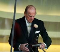 Principe Filippo Duca di Edimburgo - Ascot - 17-06-2014 - Royal Ascot: tanto di cappello al principe Harry!
