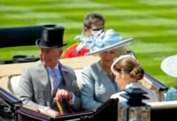Principe Carlo d'Inghilterra, Camilla Parker Bowles - Ascot - 17-06-2014 - Royal Ascot: tanto di cappello al principe Harry!
