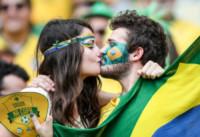 Fortaleza - 17-06-2014 - Brasile 2014: il Brasile pareggia a sorpresa con il Messico