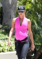 Stacy Keibler - Los Angeles - 17-06-2014 - Stacy Keibler, una futura mamma in forma