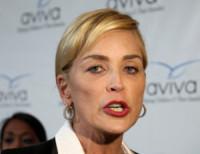 Sharon Stone - Beverly Hills - 01-06-2014 - Paperino e… Paperini: ottant'anni di duck faces!