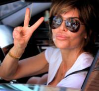 Lisa Rinna - Beverly Hills - 02-05-2013 - Paperino e… Paperini: ottant'anni di duck faces!