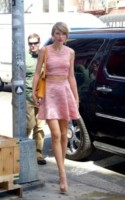 Taylor Swift - New York - 19-06-2014 - Ogni giorno una passerella: quella pantera rosa di Taylor Swift