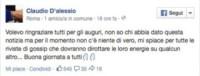 Claudio d'Alessio smentisce: Nicole Minetti non è incinta