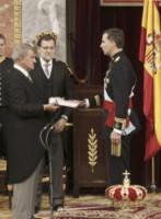 Re Felipe di Borbone, Mariano Rajoy - Madrid - 19-06-2014 - Felipe VI è il nuovo re di Spagna: trasparenza per la Corona