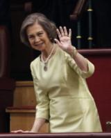 Re Felipe di Borbone, Sofia di Spagna, Letizia Ortiz - Madrid - 19-06-2014 - Felipe VI è il nuovo re di Spagna: trasparenza per la Corona