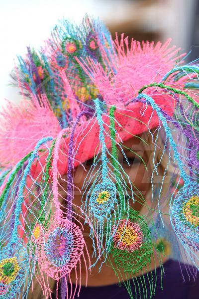Courtney Wallis - Ascot - 19-06-2014 - Royal Ascot giorno tre: teste di mille forme e colori