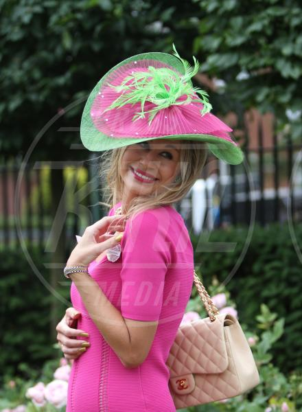 Ester Dohnalova - Ascot - 19-06-2014 - Royal Ascot giorno tre: teste di mille forme e colori