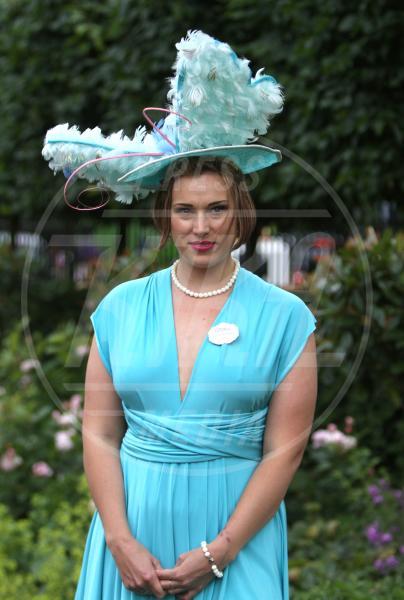 Annabell Fuller - Ascot - 19-06-2014 - Royal Ascot giorno tre: teste di mille forme e colori