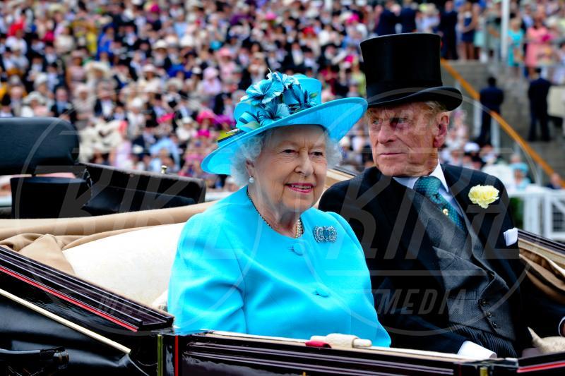 Regina Elisabetta II, Principe Filippo Duca di Edimburgo - Ascot - 19-06-2014 - Royal Ascot giorno tre: teste di mille forme e colori