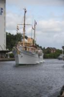 Yacht Reale - Odense - 19-06-2014 - Henrik di Danimarca, il principe consorte pasticciere