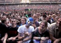 Pearl Jam, Pubblico, Eddie Vedder - Milano - 20-06-2014 - In 60mila a San Siro per il concerto dei Pearl Jam