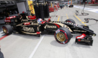 Romain Grosjean - 21-06-2014 - Felipe Massa conquista la pole al Gran Premio d'Austria
