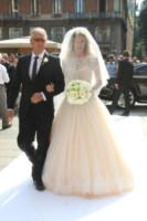 Paola Angelini - Milano - 21-06-2014 - Amal e George: Hello! e People svelano l'abito della sposa