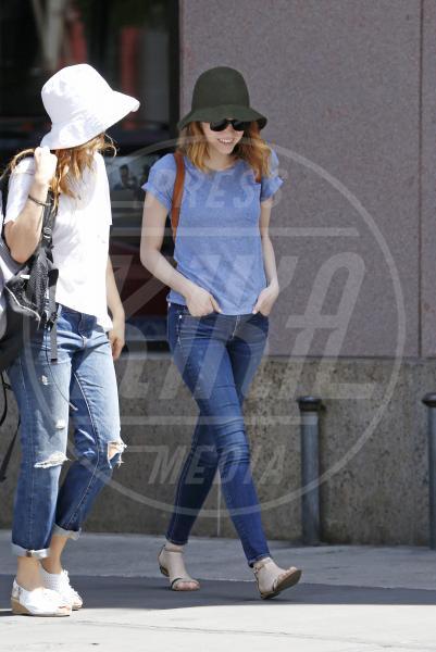 "Emma Stone - New York - 18-06-2014 - Hollywood under 25: le ""it-girl"" del cinema americano"