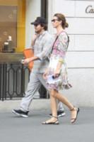 Jill McCormick, Eddie Vedder - Milano - 23-06-2014 - Eddie Vedder rapito dalla sua Eva Kant a Milano