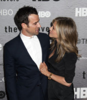 Justin Theroux, Jennifer Aniston - New York - 23-06-2014 - Jennifer Aniston: 'Justin se firmi ti lascio'