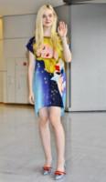 Elle Fanning - Narita - 21-06-2014 - Le celebrity, tutte pazze per Walt Disney!